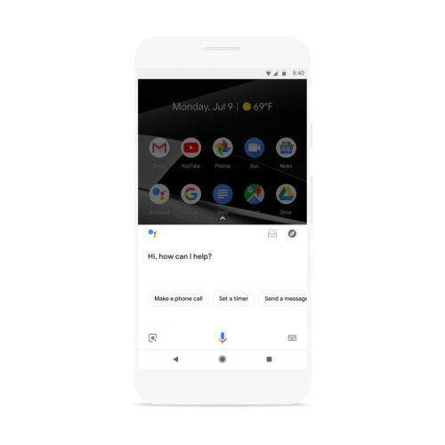 Google resurrects Google Now's predictive cards, sticks them in the Assistant