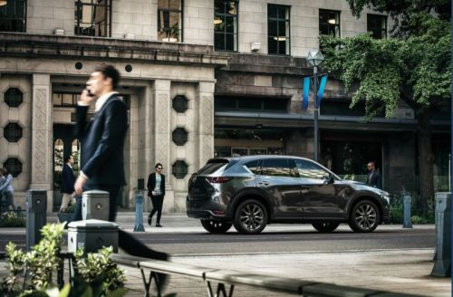 Mazda brings a new diesel CX-5 SUV to the US-but why?