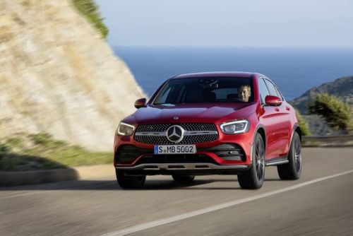 New Mercedes GLC Coupe gets official
