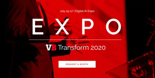 Visit the cutting edge in AI: Transform 2020 Expo