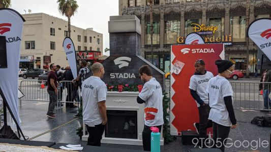 Stadia Holiday Pop-ups: Taking game streaming to the streets