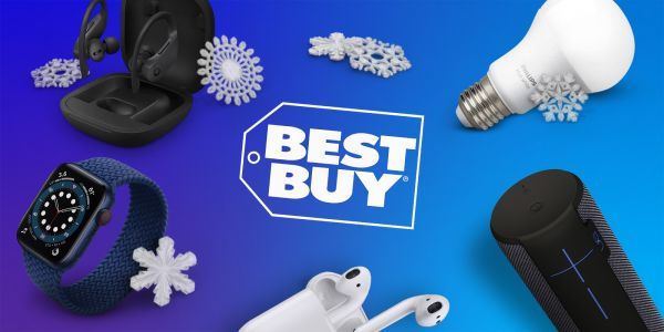 Black Friday Spotlight: Best Buy Kicks Off a Month of Apple Deals and More