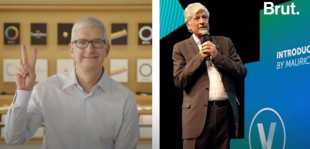 Tim Cook talks Android vs iOS, possibility of future AR products, and more at 'Viva Tech' conference