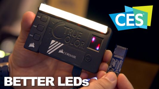 Corsair's new Capellix LED tech is going to change the game