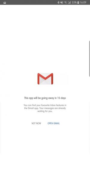 Inbox by Gmail Gets Official End-Of-Life Date, Becomes More Annoying