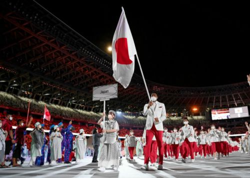 """The Tokyo Olympics could be a Covid-19 """"super evolutionary event"""""""