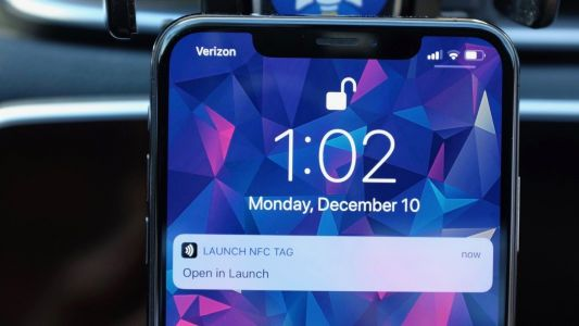 Launch Center Pro adds NFC Triggers, Siri Shortcuts integration, 'True Black' theme, more