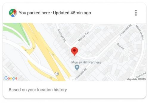 Google Assistant Can Automatically Remember Where You've Parked