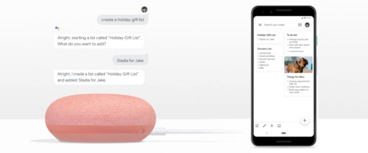 Google Assistant gets a big note-taking revamp, with support for several apps