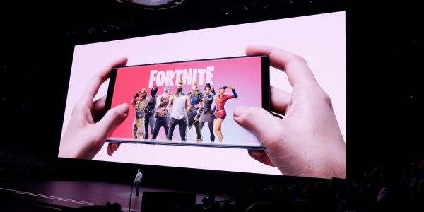 Samsung contest lets you 'squad up' w/ Ninja on Fortnite, 10,000 V-Bucks for Galaxy Note 9, Tab S4 buyers
