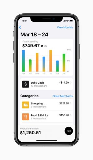 Apple Card is Looking to Change the Usual Credit Card Experience