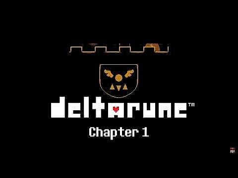 Download First Deltarune Chapter For Free On The Nintendo Switch