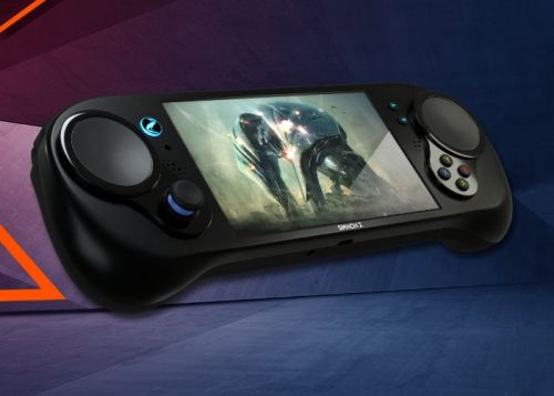 Smach Z handheld gaming PC entering production next year