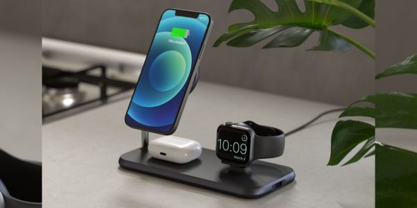Zens unveils new MagSafe 4-in-1 wireless charger for iPhone 12, Apple Watch, and AirPods