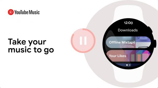YouTube Music for Wear OS makes a very brief Play Store appearance