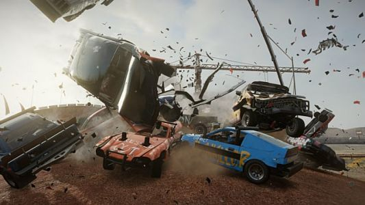 Wreckfest Review: The Spirit of Destruction Derby Lives On