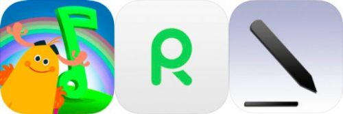 Today's Apps Gone Free: KinToons, Voice Record and Ask