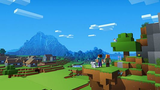 Mojang's Minecraft Movie Is Just A Few Years Away