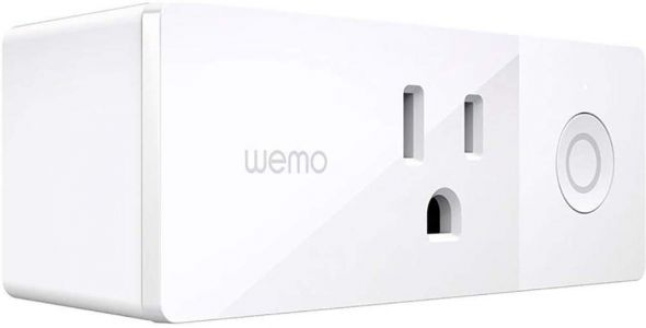 Save $15 On The Google Assistant-Enabled Wemo Mini Smart Plug