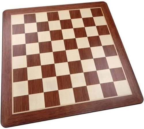 Set up your playing field with a one-of-a-kind chessboard