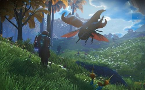 No Man's Sky to be available for PS5 and Xbox Series X at launch