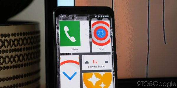 Hands-on with Google's accessibility-focused Action Blocks for Android