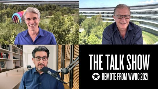 Craig Federighi and Greg Joswiak join 'The Talk Show' to discuss WWDC21, iPadOS 15, more