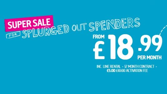 Hurry! Plusnet's £60 Amazon.co.uk Gift Card broadband deal ends on Tuesday