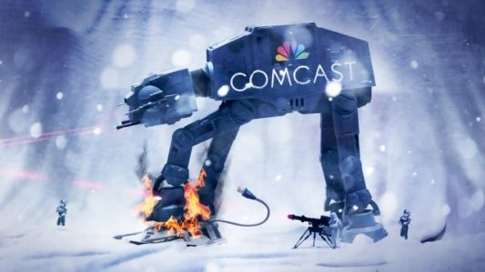 Comcast complains it will make less money under Calif. net neutrality law