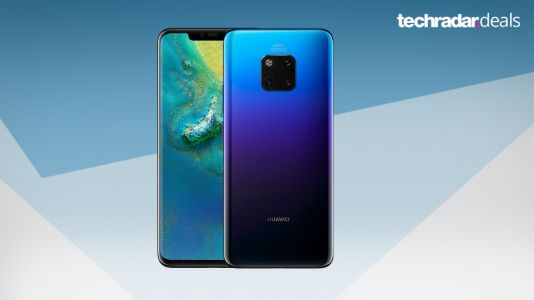 This Huawei Mate 20 Pro deal on EE is simply the best in the UK right now