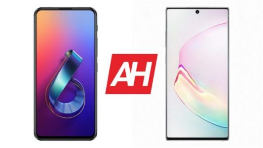 Phone Comparisons: ASUS ZenFone 6 vs Samsung Galaxy Note 10+