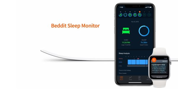 Apple's Beddit sleep tracking company launches beta program for testing new features