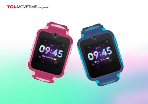 TCL brings some impressive upgrades to the MOVETIME Family Watch 2