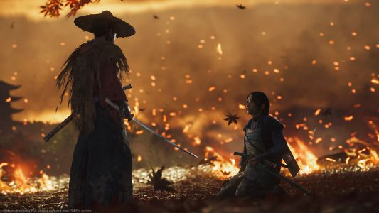 Ghost of Tsushima interview: Nature sprawls in PS4's epic samurai swan song