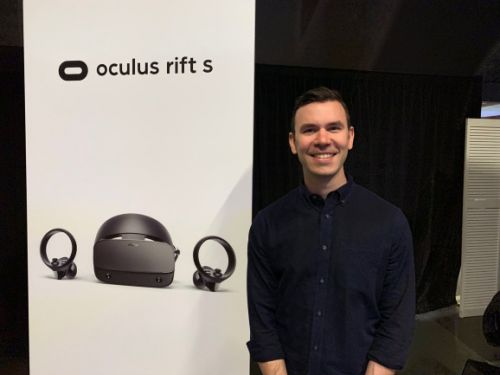 Nate Mitchell interview - Why Facebook built the Oculus Rift S headset for the PC