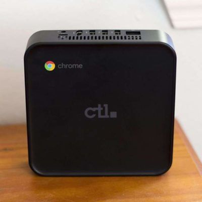 CTL Chromebox CBx1 Intel Core i7 Pre-Orders Open At $599
