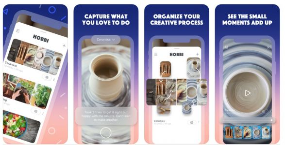 Facebook Takes A Run At Pinterest With Its New 'Hobbi' App