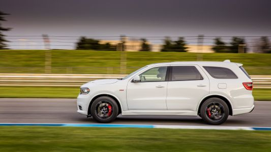 How the customizable interface in a Dodge Durango SRT will change the way you drive