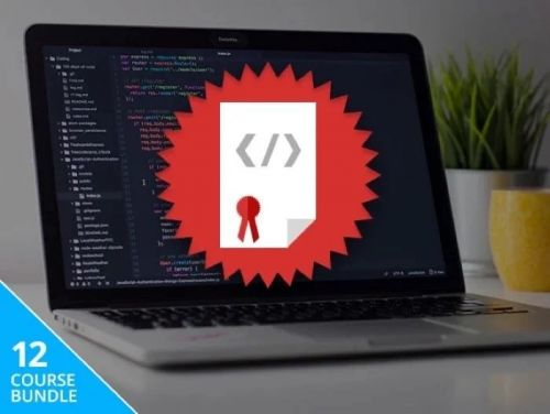Last Minute Deal: Save 97% on the A to Z Cyber Security & IT Certification Training Bundle