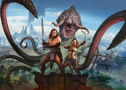 Conan Exiles coming to Xbox Game Pass, Isle of Siptah launch date revealed
