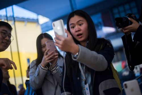 Qualcomm says a Chinese court has banned iPhone sales nationwide
