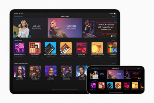 Apple Updates GarageBand With Lessons On How To Remix Songs