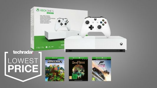 Get an Xbox One S for just £99 right now in this killer Black Friday deal