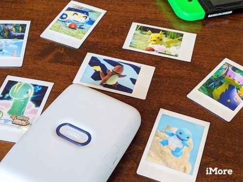 Review: Print your Switch screenshots or selfies with Instax Mini Link