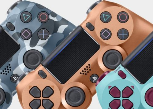 New PlayStation Special Edition Dualshock 4 Wireless Controllers Unveiled
