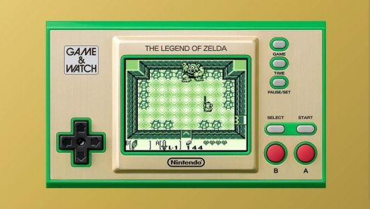 Zelda Game & Watch preorders are now live!