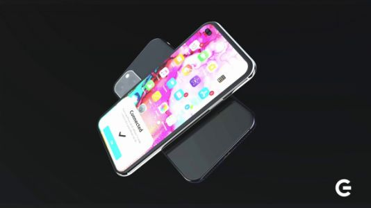 IPhone 12 concept video envisions the revolutionary all-screen iPhone of the future