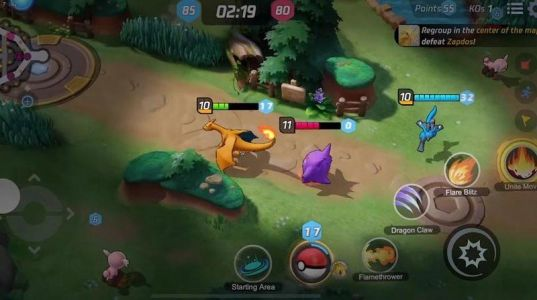 Here's the latest on the upcoming Pokémon MOBA, Pokémon Unite