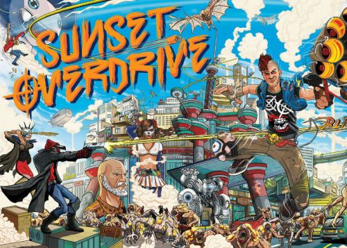 This Week On Xbox features Sunset Overdrive PC launch, X018 and more