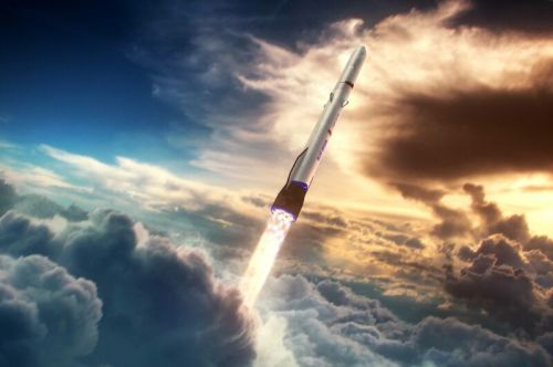 """Blue Origin has a secret project named """"Jarvis"""" to compete with SpaceX"""